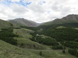 Долина реки Сайлюгем