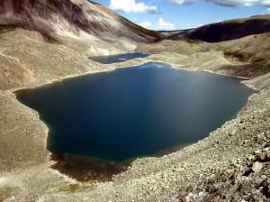 Верхние ультрамариновые озера