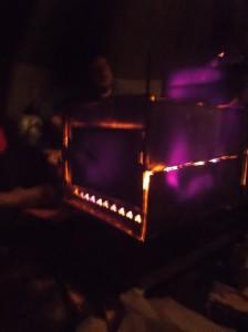 Банно - тепловой агрегат в ударе...