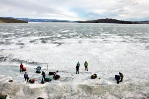 Первые шаги по льду