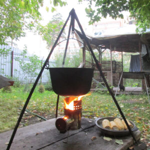 Турбо-печка
